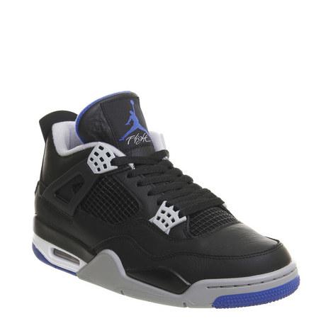 Air Jordan 4 Retro Trainers, ${color}