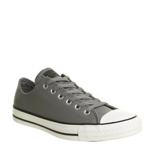 All Star Leather Low Tops