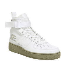 SF Air Force 1 Mid-17 Trainers