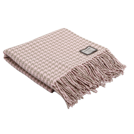Houndstooth Throw, ${color}