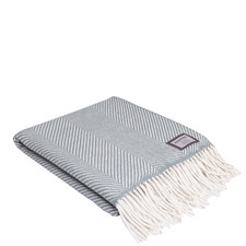 Classic Giant Herringbone Throw