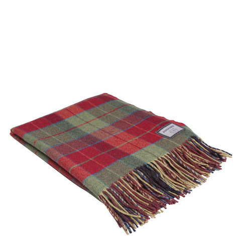Wicklow Tartan Throw, ${color}