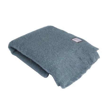Studio Mohair Throw, ${color}