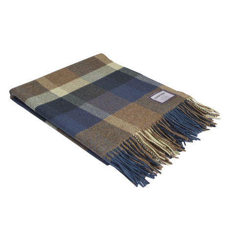 Peacock Tartan Throw, ${color}