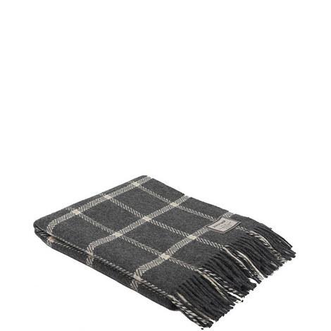 Windowpane Wool/Cash Throw, ${color}
