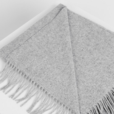 Luxury Cashmere Throw, ${color}