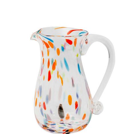 Polka Dot Jug Medium, ${color}