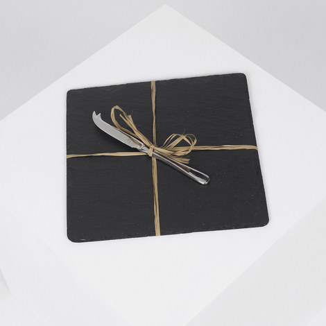 Square Slate Cheeseboard, ${color}