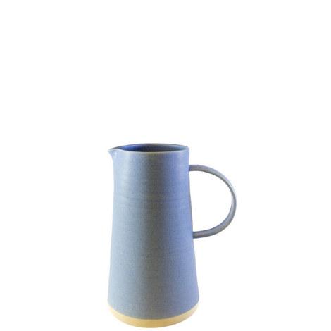 Conical Ceramic Jug Tall, ${color}