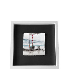 Poolbeg Ceramic Framed Small