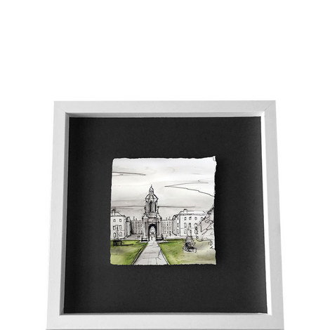 Trinity College Ceramic Framed, ${color}
