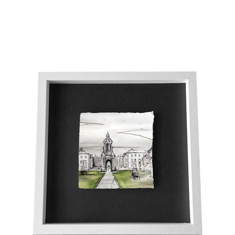 Trinity College Ceramic Framed, ${color}