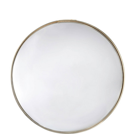 Sparkle and Shine Solid Brass Mirror 60cm, ${color}