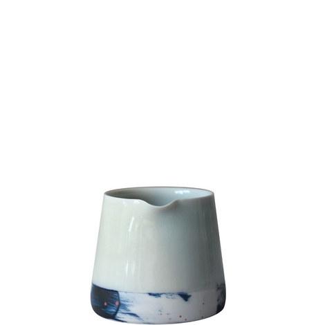 Ceramic Wash Milk Jug, ${color}