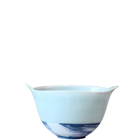 Ceramic Wash Handled Bowl, ${color}