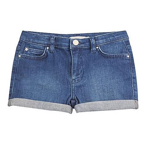 Denim Shorts, ${color}