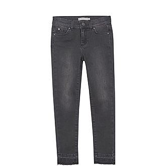Let Down Hem Jeans