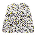 Romy Print Blouse, ${color}