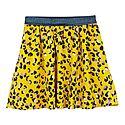 Romy Print Soft Skirt, ${color}