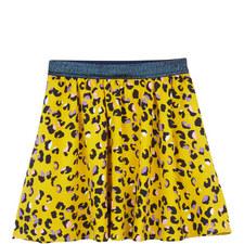 Romy Print Soft Skirt