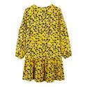 Romy Print Flared Dress, ${color}