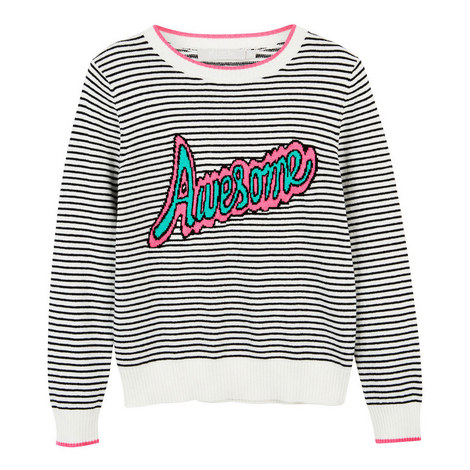 Awesome Stripe Sweater, ${color}