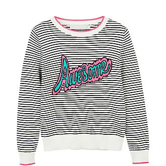Awesome Stripe Sweater