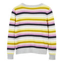Striped Knit Sweater, ${color}