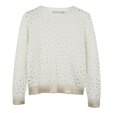 Foil Star Sweater, ${color}