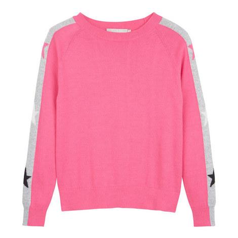 Star Crew Neck Sweater, ${color}