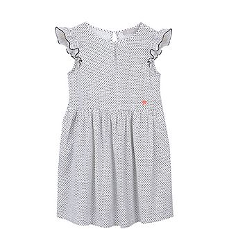 Kit Print Dress