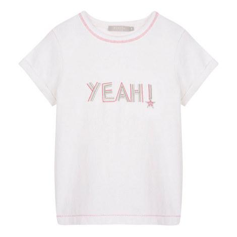 Yeah! Slogan T-Shirt, ${color}
