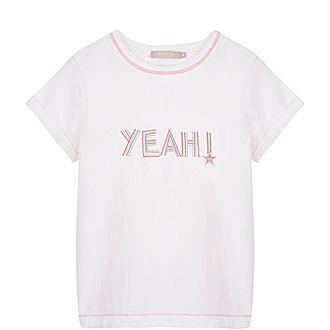 Yeah! Slogan T-Shirt