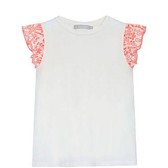 Neon Broderie T-Shirt