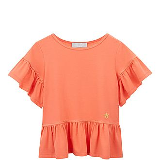 Ruffled T-Shirt