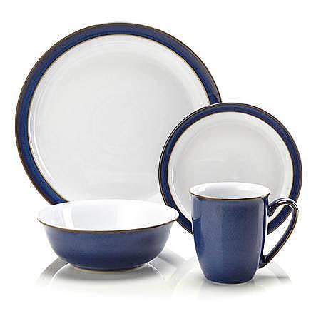 Imperial Blue 16 Piece Dinner Set, ${color}