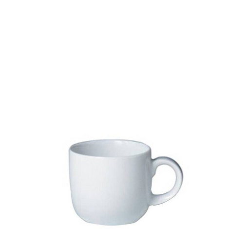 White Espresso Cup, ${color}