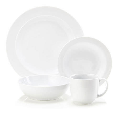 White 16 Piece Set, ${color}