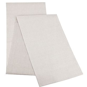 Natural Canvas Tablerunner