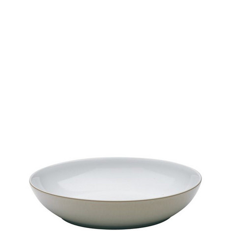 Linen Pasta Bowl, ${color}