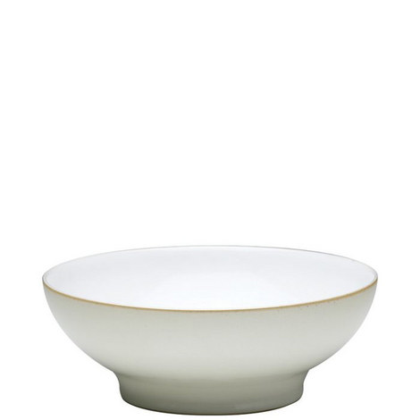 Linen Serving Bowl, ${color}