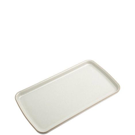 Linen Rectangular Plate, ${color}
