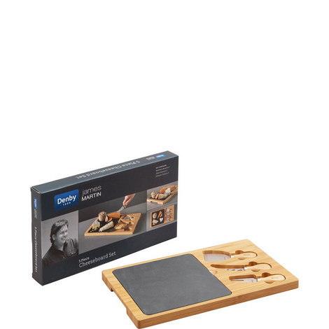 James Martin Cheese Board Set, ${color}
