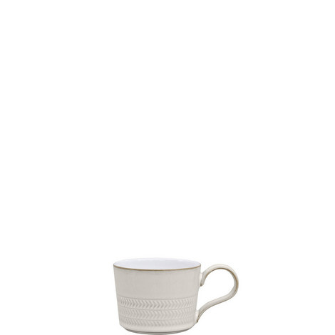 Natural Canvas Textured Cup, ${color}