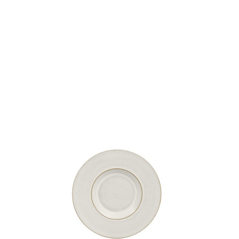 Natural Canvas Saucer, ${color}