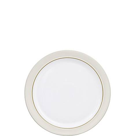 Natural Canvas Dinner Plate, ${color}