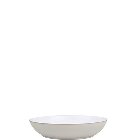 Natural Canvas Pasta Bowl, ${color}