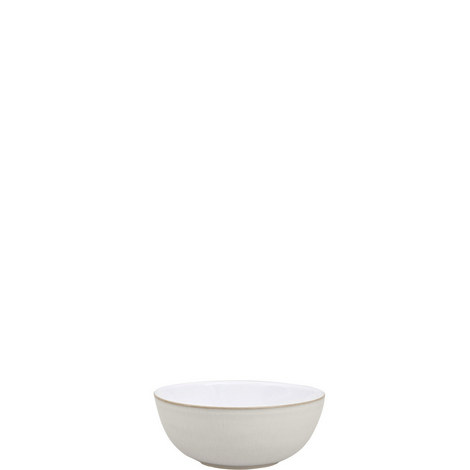 Natural Canvas Cereal Bowl, ${color}