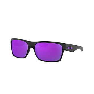 Twoface Mirrored Square Sunglasses