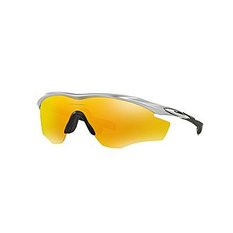 Mirrored Irregular Sunglasses OO9212 M2
